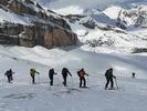Wintertraum in den Dolomiten...