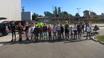 Abnahme des Skateabzeichen am 16.10.2016 bei sommerlichen Temperaturen...